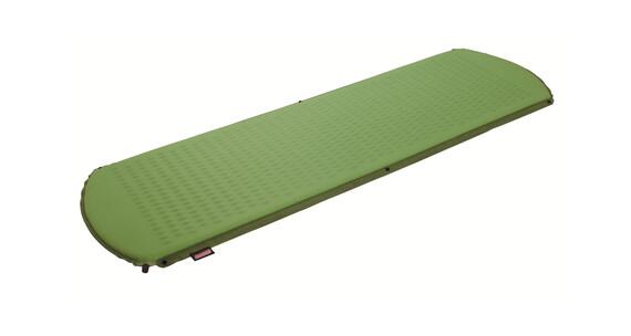 Coleman Compact Inflator Mat II Mata L zielony